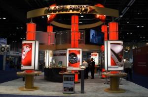 GlobalParts.aero NBAA Booth